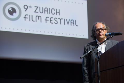 Zurich forum Georges Kern